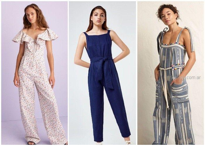 mono largo para el dia - ropa de moda verano 2019 ...