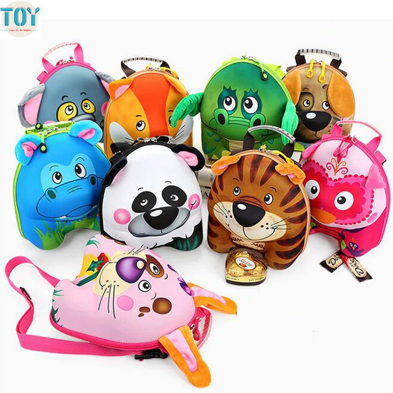 Find More Plush Backpacks Information about New Animal Design Cute ...