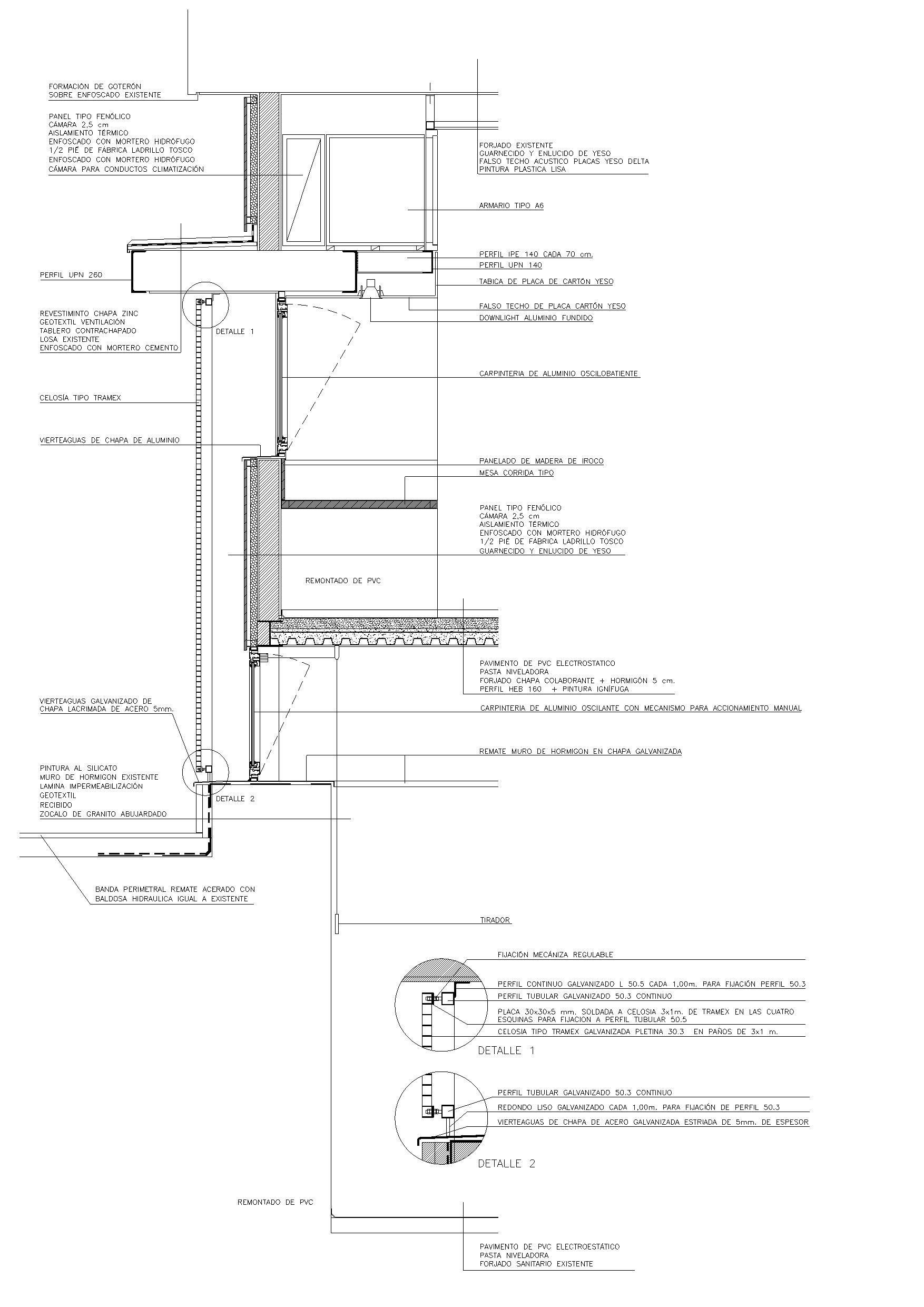 Estudio Arquitectura - Alberich-Rodriguez Arquitectos / Francisco Domouso