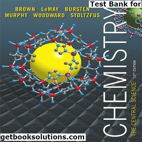 Test bank for chemistry the central science 13th edition by brown test bank for chemistry the central science 13th edition by brown download03219104199780321910417 fandeluxe Images