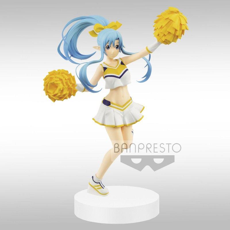 ASUNA PVC Figure Banpresto SWORD ART ONLINE Memory Defrag EXQ