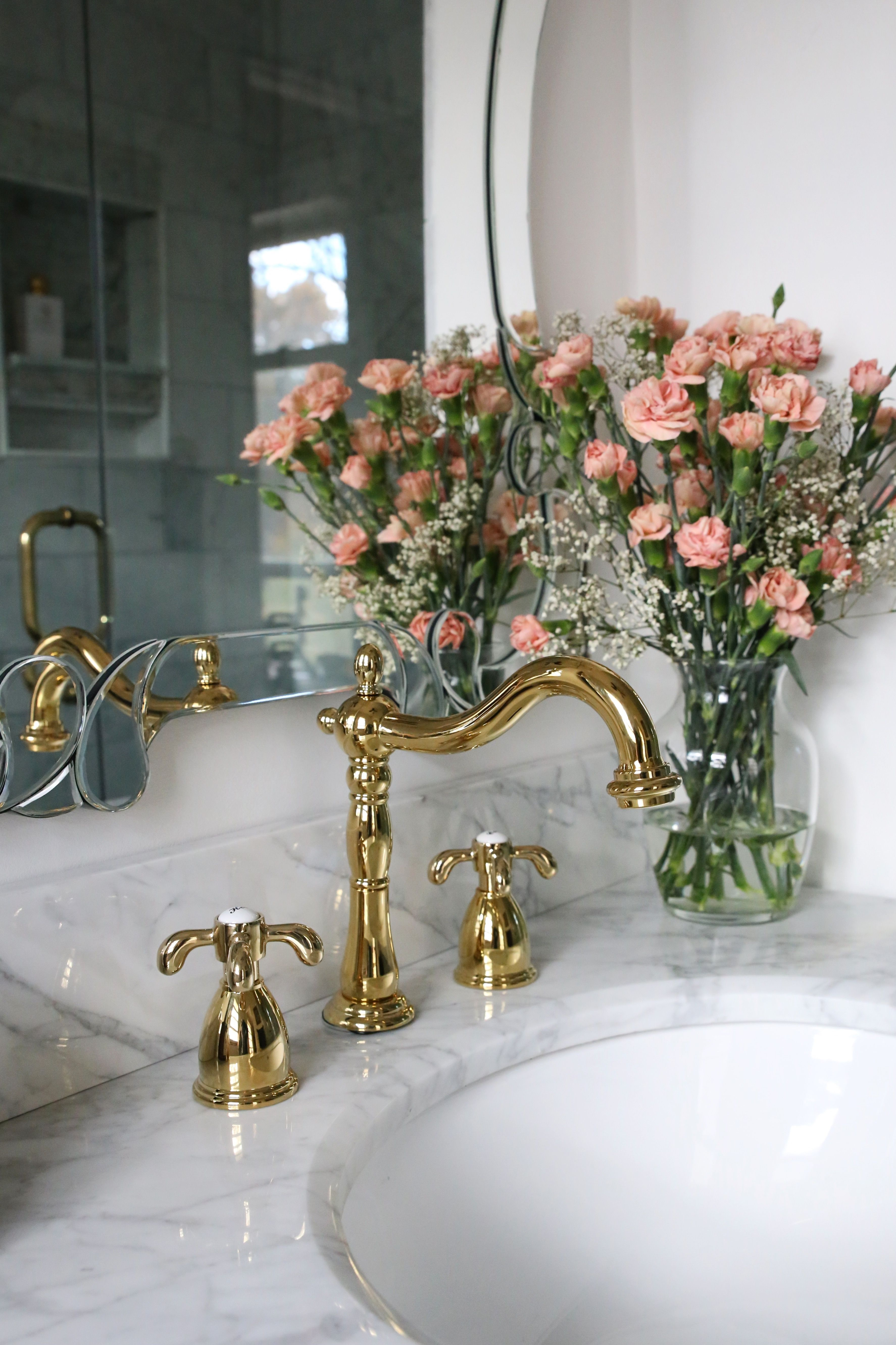 Photo of French Country Bathroom Faucet