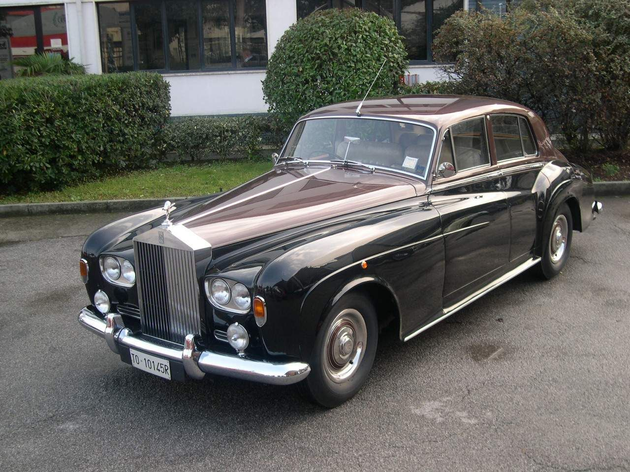 old rolls royce | Rolls-Royce Classic for cut out | Prom Plans ...