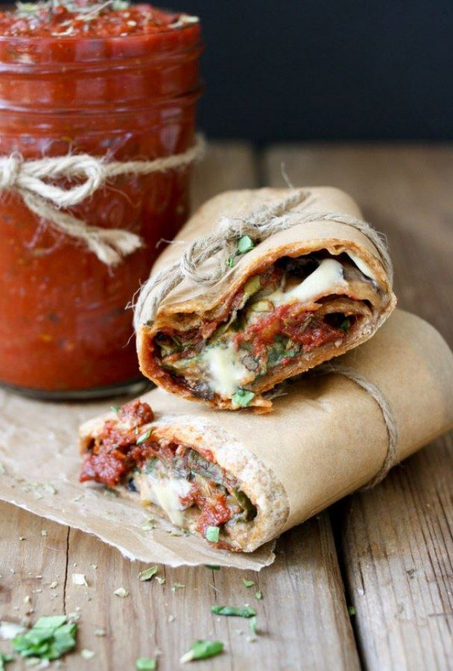 Hola! Diese 3 schnellen \ bunten Burrito-Rezepte werdet ihr lieben - schnelle vegane k che