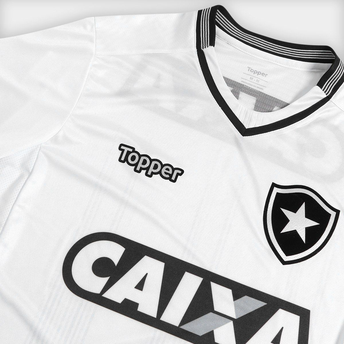 a2588f816c Camisa Masculina Botafogo 2018 - Topper