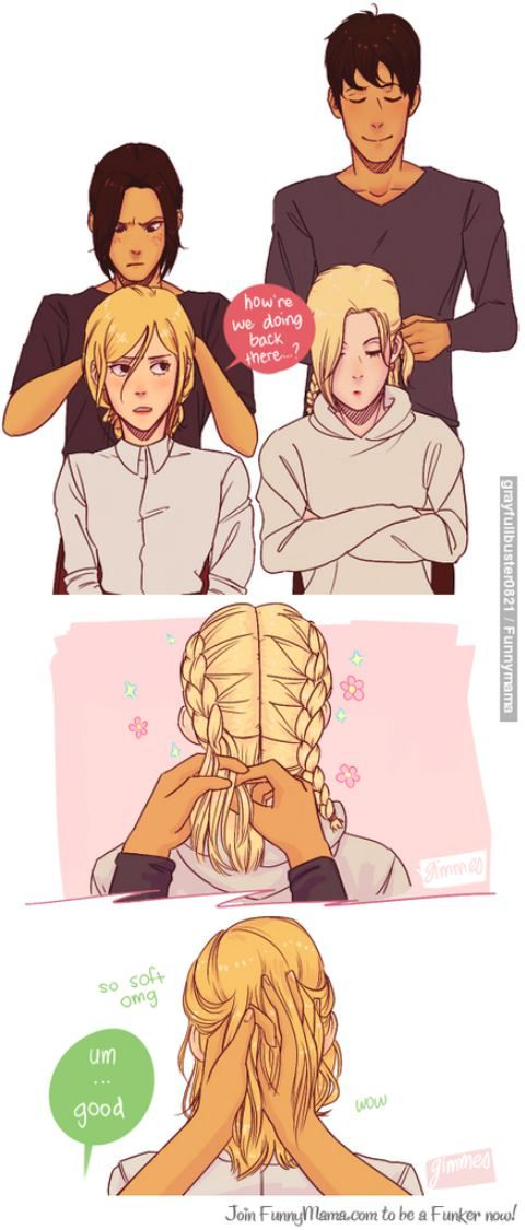 This is so cute   Attack on Titan