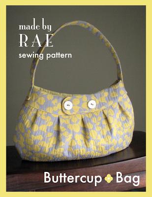 Free!) Buttercup Bag Sewing Pattern | Taschen selber machen ...