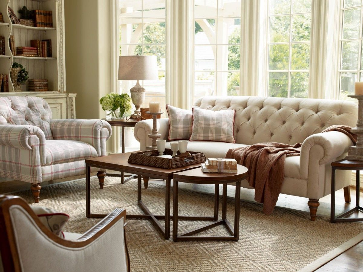 Lynn - Upholstered Sofa | Beige colour, Upholstery and Living rooms