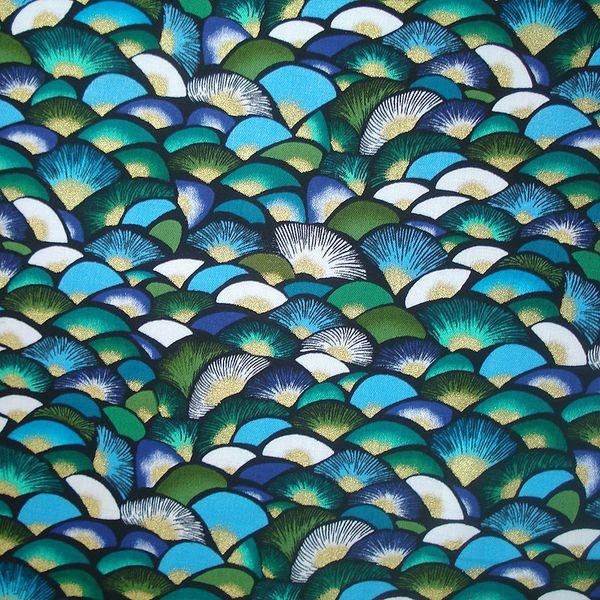 Japonisant Fleur Lotus Bleu Motif Design Pinterest Motif