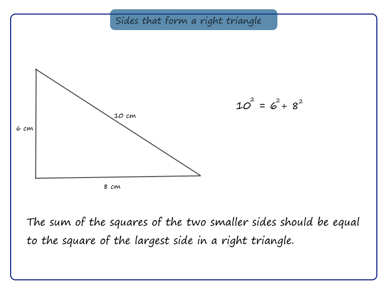 Right Triangle Condition Geometry Triangles Right Triangle Elementary