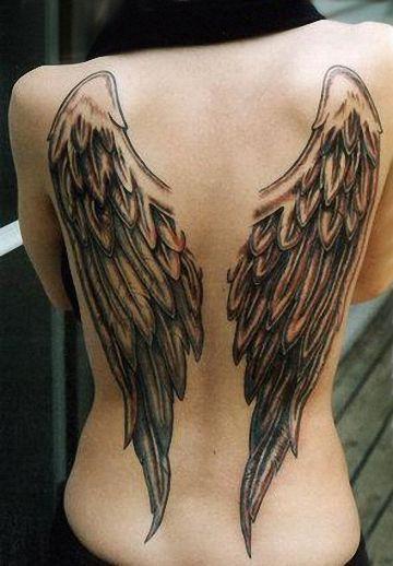 Tatuajes De Alas En La Espalda Y Su Significado Tatuajes De Alas En La Espalda Tatuajes De Alas De Angel Tatuajes De Alas