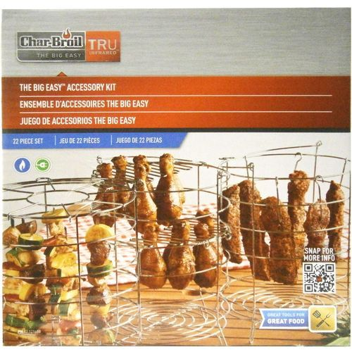 Image For Char Broil Easy Accessory Kit From Academy