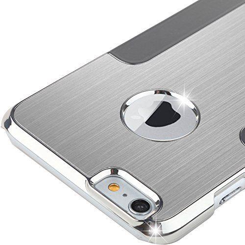 silver iphone 6 plus case