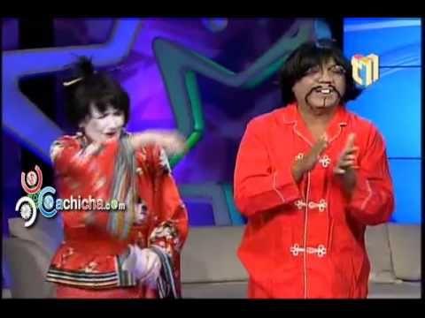 Los chinos en @Cheverenights @MilagrosGermanO @sergiocarlo @irvinalberti #Video - Cachicha.com