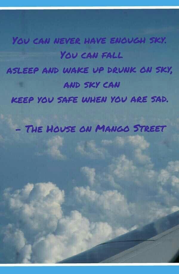 The house on the mango street essay