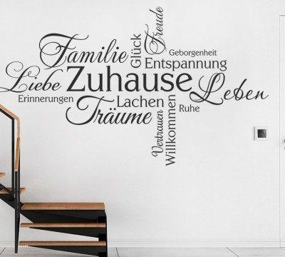 Wandtattoo Schrift #LavaHot   ifttt/2EttaEO Haus Design