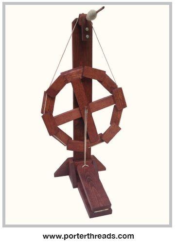 A Diy Spinning Wheel