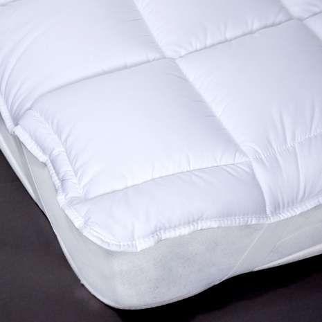Supersoft Heavy Fill Mattress Topper Mattress Topper Mattress Bed Styling