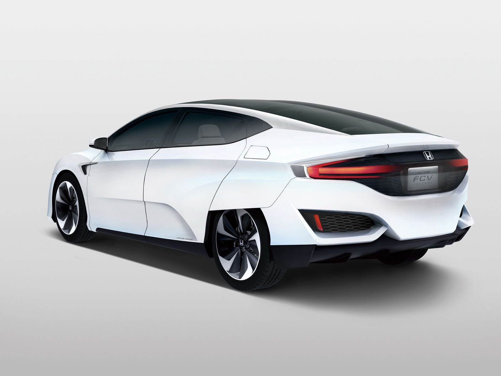 Honda Fcv Concept Automovil Conceptual Carros Electricos Coche