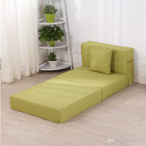 New Designed Sofa Bed Modular Lounge Suite Chaise Double Futon With Thick Mattress And 11 Fabric
