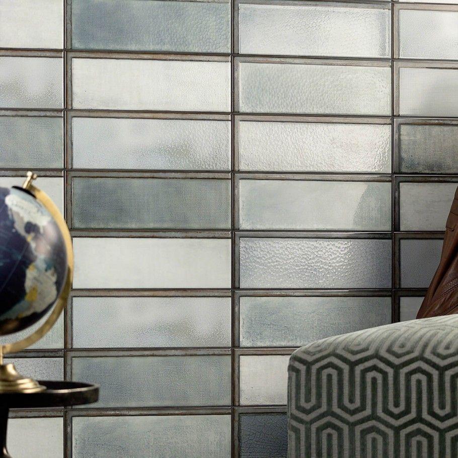 Diesel Industrial Glass Green 4x12 Ceramic Tile | TILE ...
