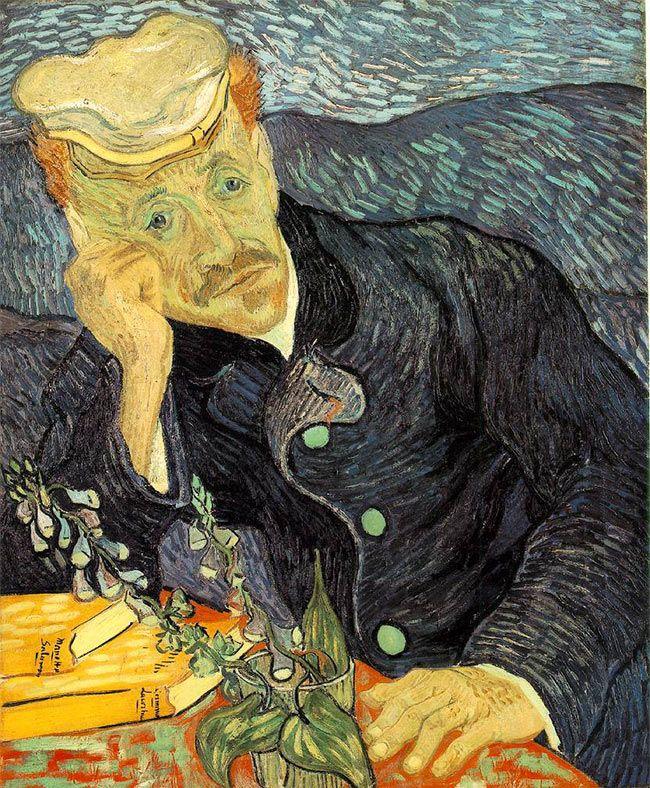 The Story Of Vincent Van Gogh Van Gogh Portraits Vincent Van