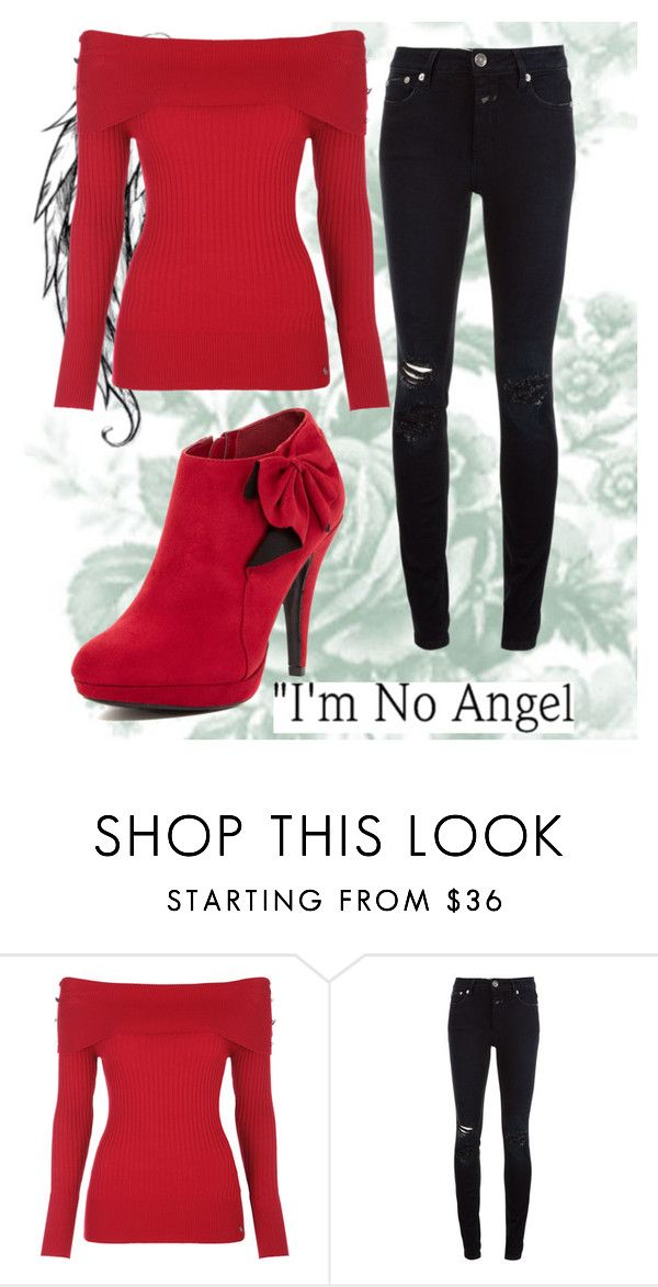 """Untitled #1084"" by pandoraslittlebox ❤ liked on Polyvore featuring Closed and Impo"