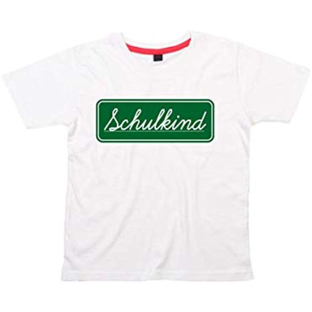 Einschulungs T Shirt für Jungen Mädchen Kinder Schulkind