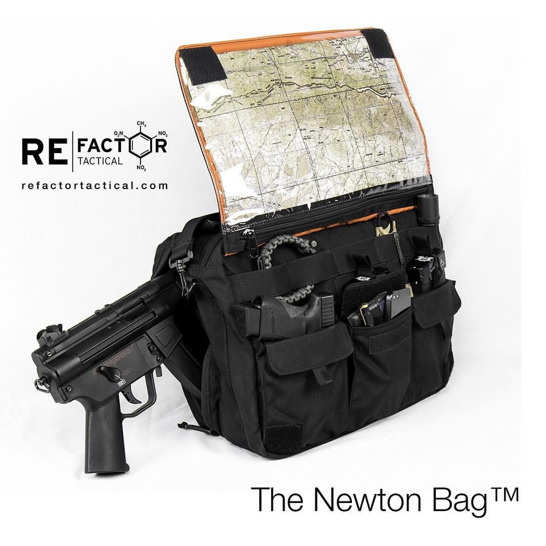 "1,891 likerklikk, 41 kommentarer – RE Factor Tactical (@refactortactical) på Instagram: ""How would you use your Newton Bag?"""