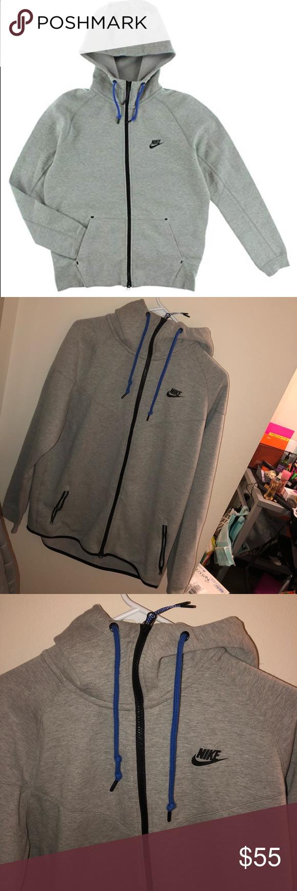 Sold Men S Nike Tech Fleece Zip Up Nike Tech Fleece Nike Tech Tech Fleece [ 1740 x 580 Pixel ]