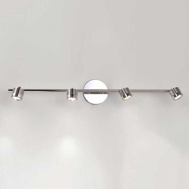 Vector 4 Light Wall Ceiling Mount Rail Kit By Wac Lighting Tk