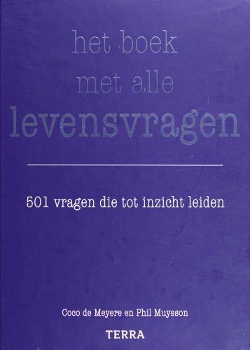 Het boek met alle levensvragen - Phil Muysson