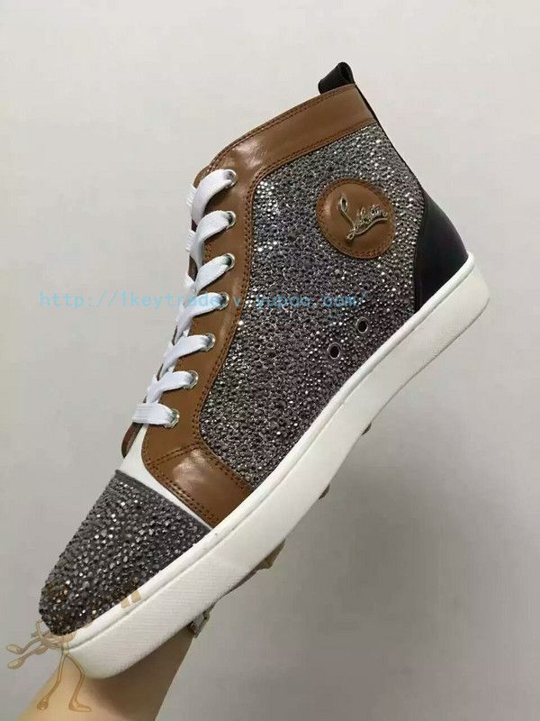 5afe8974b4c Pin by Bruce Song on Christian Louboutin Sneakers Super Max Perfect