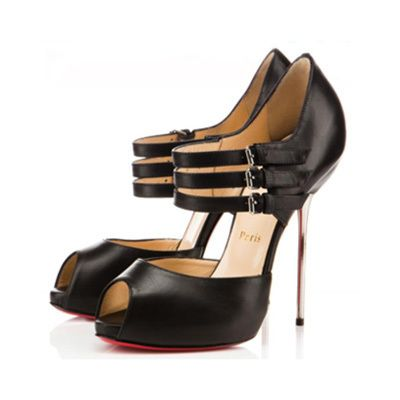 Christian Louboutin...my knee swells up just looking at these, but my goodness it would be worth it.