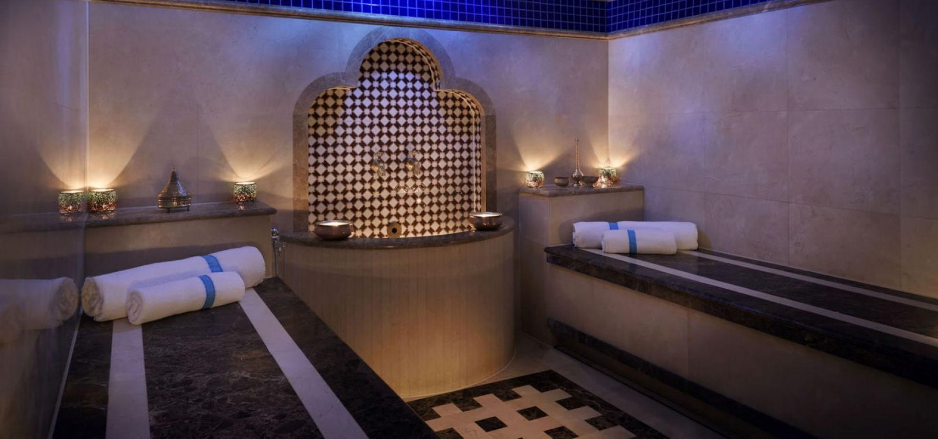 Review One Only Royal Mirage Spa Dubai Moroccan Massage Spa Hair And Nail Salon