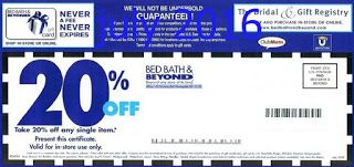 Bed Bath And Beyond Coupons Free Printable Coupons Bath And