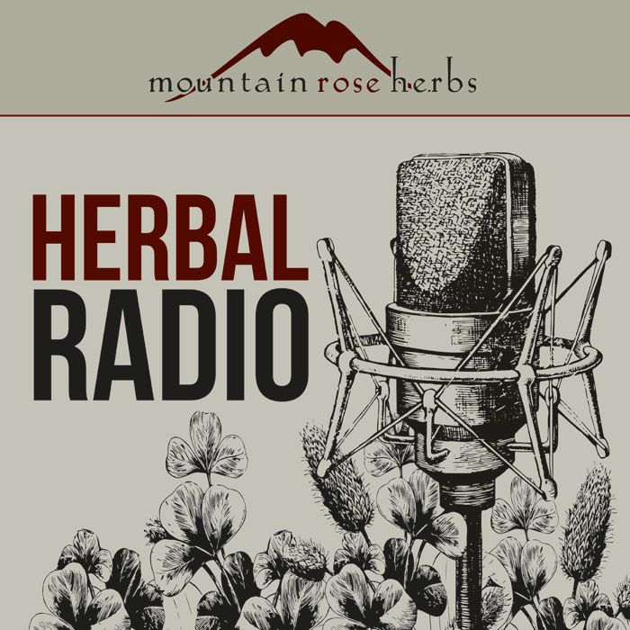Herbal Radio podcasts from Mountain Rose Herbs