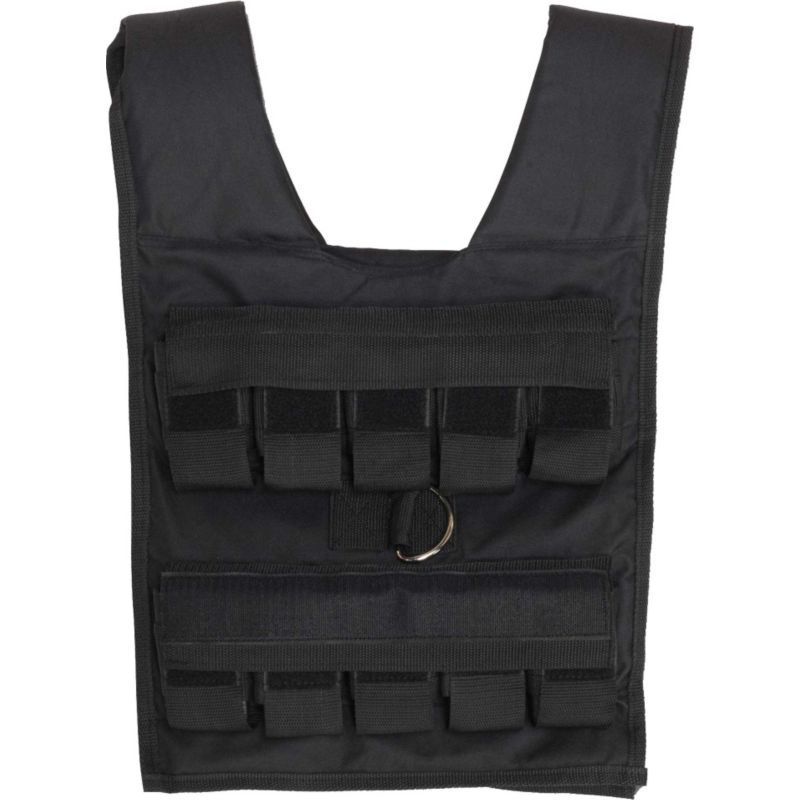 Body Solid 20 lb. Weighted Vest, Black Products