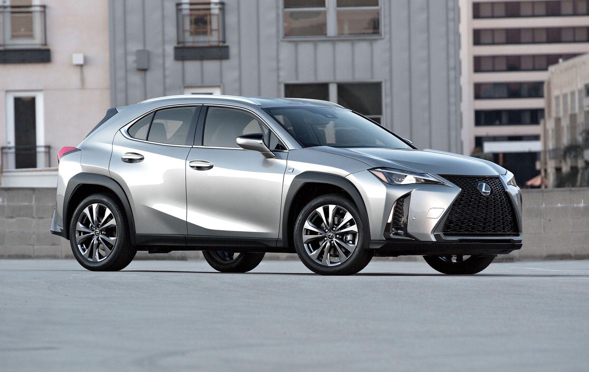 Lexus 2020 Ux Exterior Date Release Small Suv Lexus Suv Hybrid Car