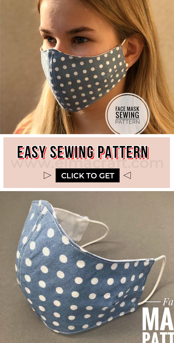 Photo of diy sew face mask tutorial – how to make a no sew face mask out of bandana