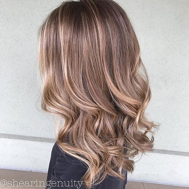 Image result for balayage vs partial highlights in 2019