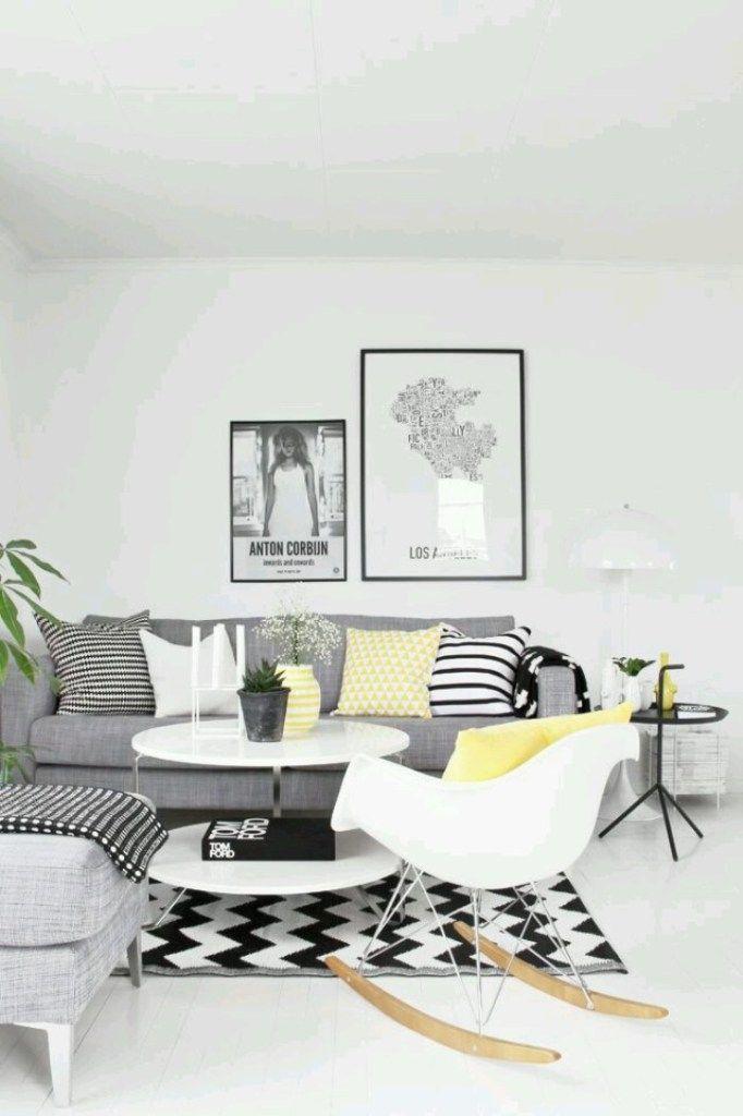 Schwarz Und Weiß Wohnzimmer Dekor Mit Zeitlos Klassische Teppiche