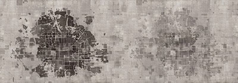 wallpaper from wall dec european decor pinterest papier peint et peindre. Black Bedroom Furniture Sets. Home Design Ideas