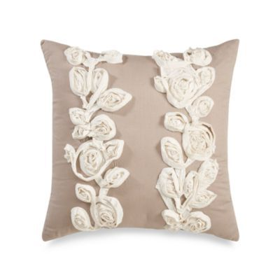 Bed Bath And Beyond Decorative Pillows Mesmerizing Royal Heritage Home™ Sonoma 16Inch Square Toss Pillow Review