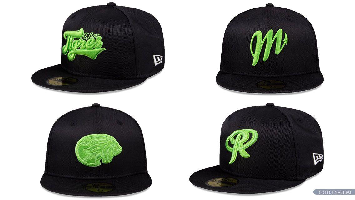 New Era y LMB presentan gorras con material reciclable 8282dea1f17