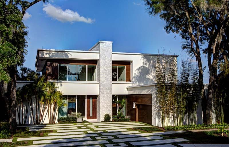 Contemporary Homes Orlando