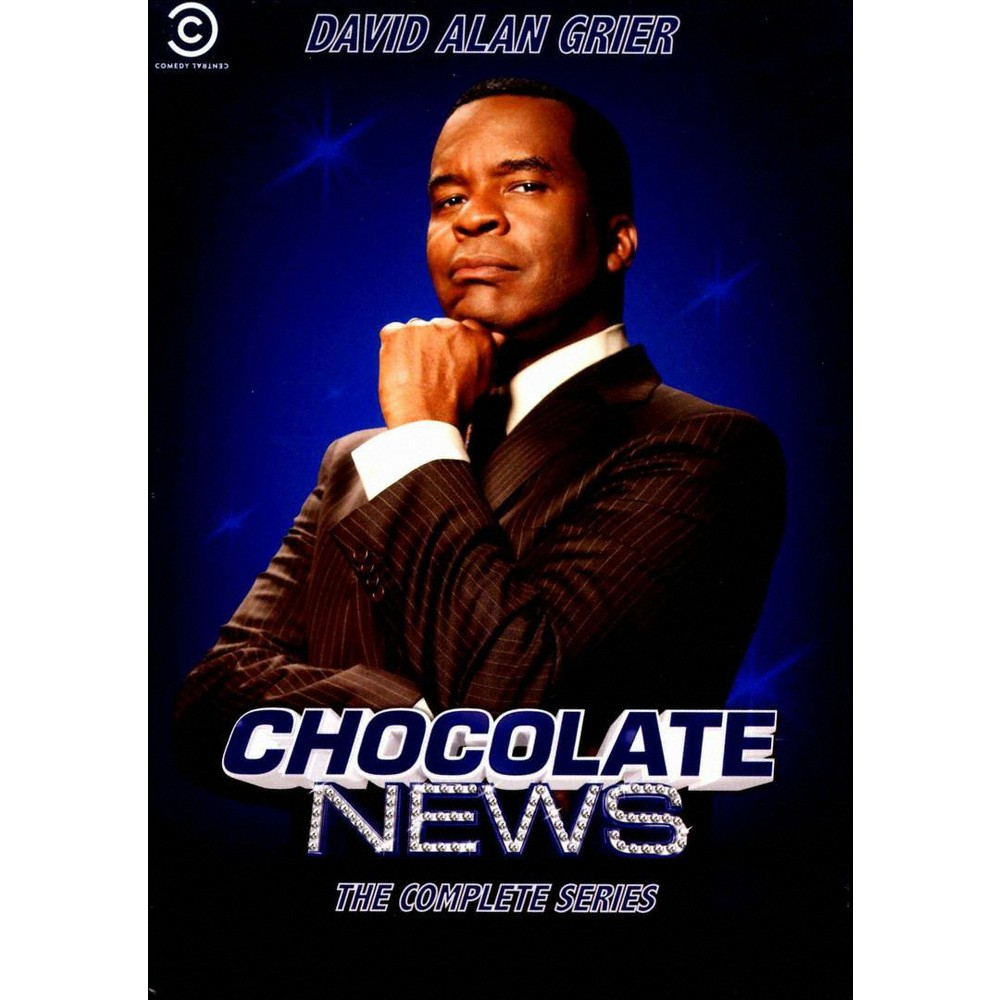 Chocolate News: The Complete Series [Unrated]   News, Chocolate ...