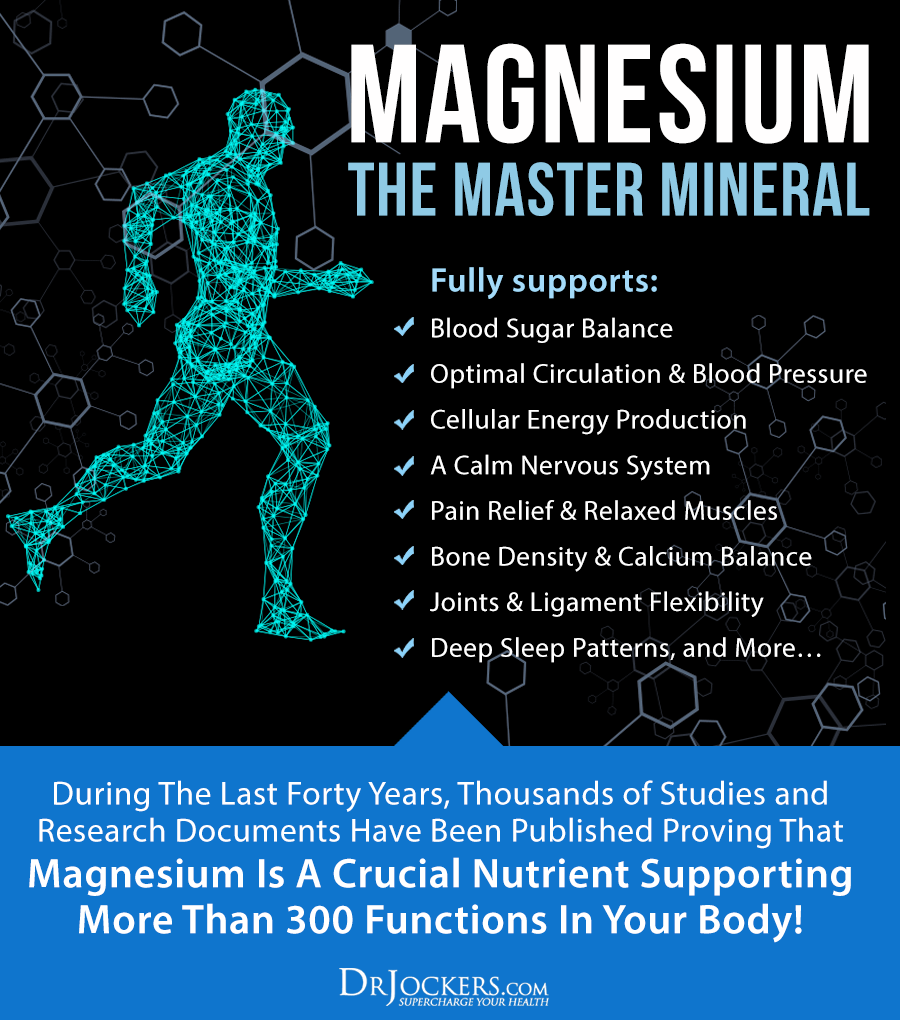 Why does our body need magnesium