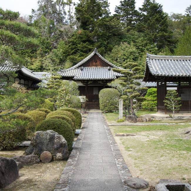 #Temple à #Nara - Plus d'infos et photos sur http://www.kanpai.fr/nara [Une photo du #Japon par jour]