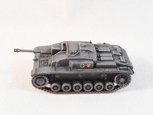 Metal Troops Stug IV Winter Camo 1//144 Scale